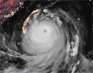 La Chine en état d'alerte à l'approche du typhon Malakas.