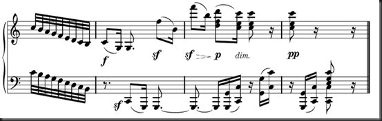 Beethoven opus 111 conclusion