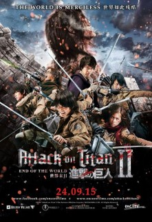 Watch Attack on Titan: Part 2 (2015) BluRay
