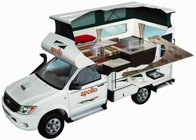 Adventure Camper