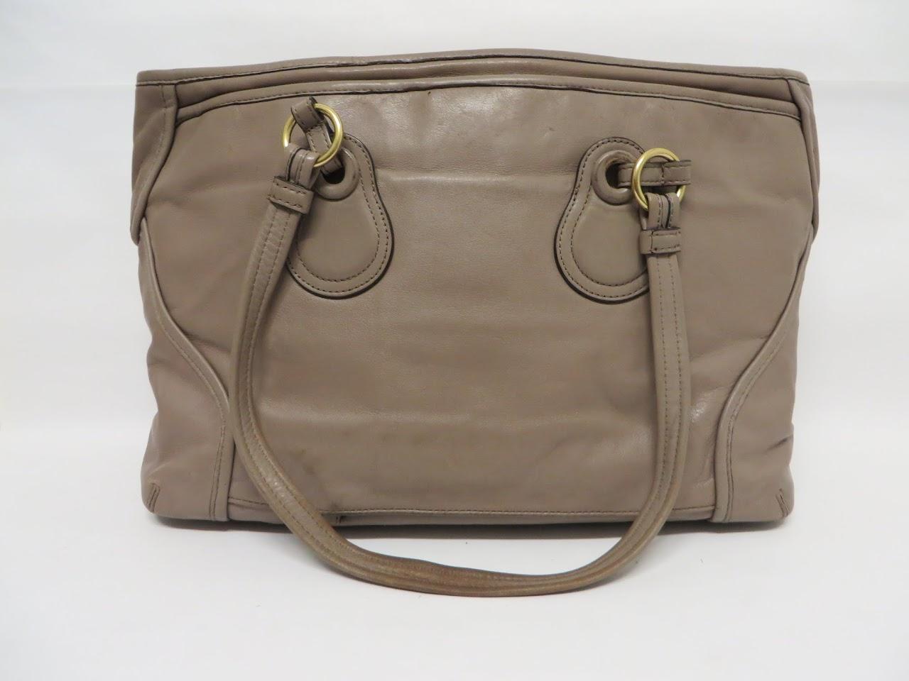 Tumi Shoulder Bag