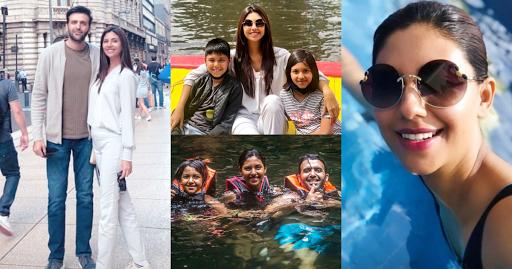 Sunita Marshall Enjoying with her Friends and Family in Maxico USA