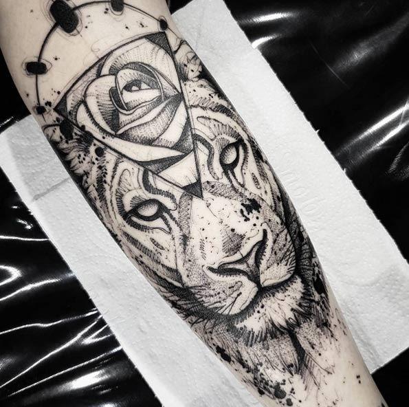 este_tinta_preta_para_tatuagem_de_leo