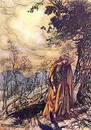 Brunhilde Despair, Asatru Gods And Heroes