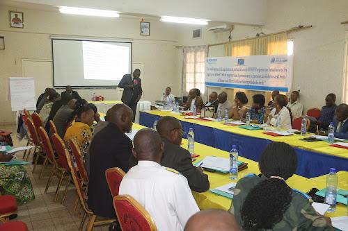 Haut-Lomami : la vice-gouverneur salue la formation de nouveaux cadres de la territoriale