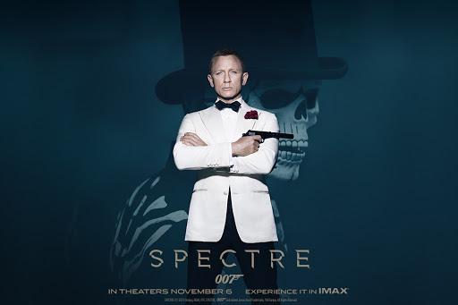 Kết quả hình ảnh cho Điệp Viên 007: bóng ma
