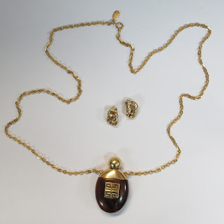 Givenchy Necklace and Earring Set