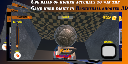 Basketball Shooter 3D - Best Ball Shooting Game android2mod screenshots 7