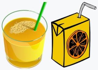 resep jus buah orange spesial seperti apa
