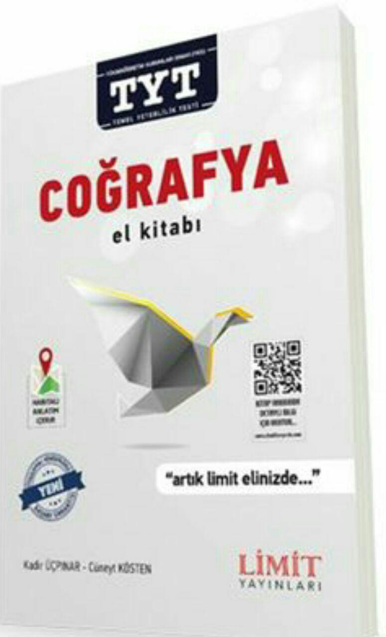 Limit Yayınları TYT Coğrafya El Kitabı
