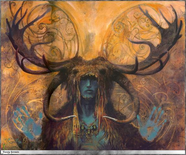 Celtic Man, Celtic And Druids