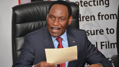 Ezekiel Mutua family, Wife and children photos and images online, KFCB boss family