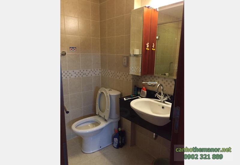 officetel tại The Manor 2 - Nguyễn Hữu Cảnh