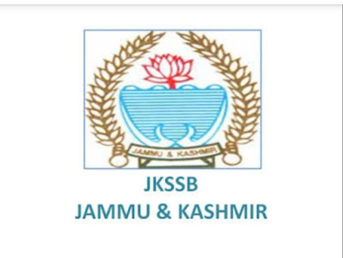 JKSSB Updated Result/Score Sheet of Candidates in CBT Exam | Check Here