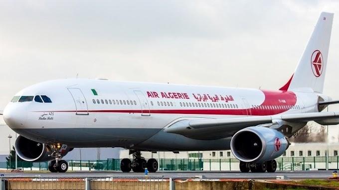 """""""Air Algérie"""" ofrece flexibilidad a sus clientes en todo sus billetes ante la posible reanudación de sus vuelos a partir del dos de julio"""