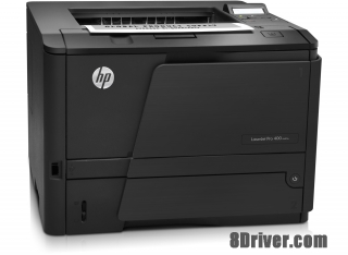 Free download HP LaserJet Pro 400/M401a Printer driver and setup