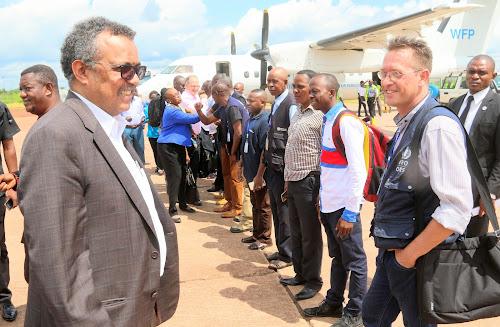 RDC : l'épidémie d'Ebola terminée, les efforts doivent continuer pour éliminer d'autres maladies (OMS)