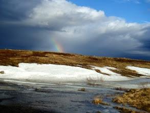 Photo: North of Husavik
