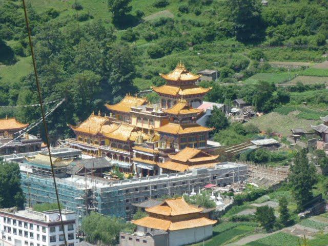 temple JIN GANG