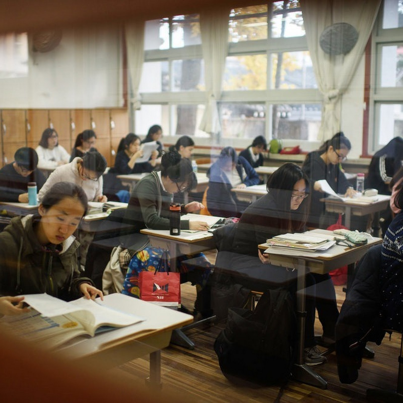 The Korean Exam That Brings The Nation to a Halt