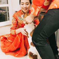 Wedding photographer Phuong Nguyen (phuongnguyen). Photo of 24.10.2017