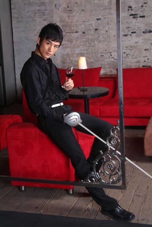 Edward Zhang Xiaochen China Actor