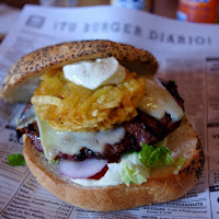 Kiosko Burger