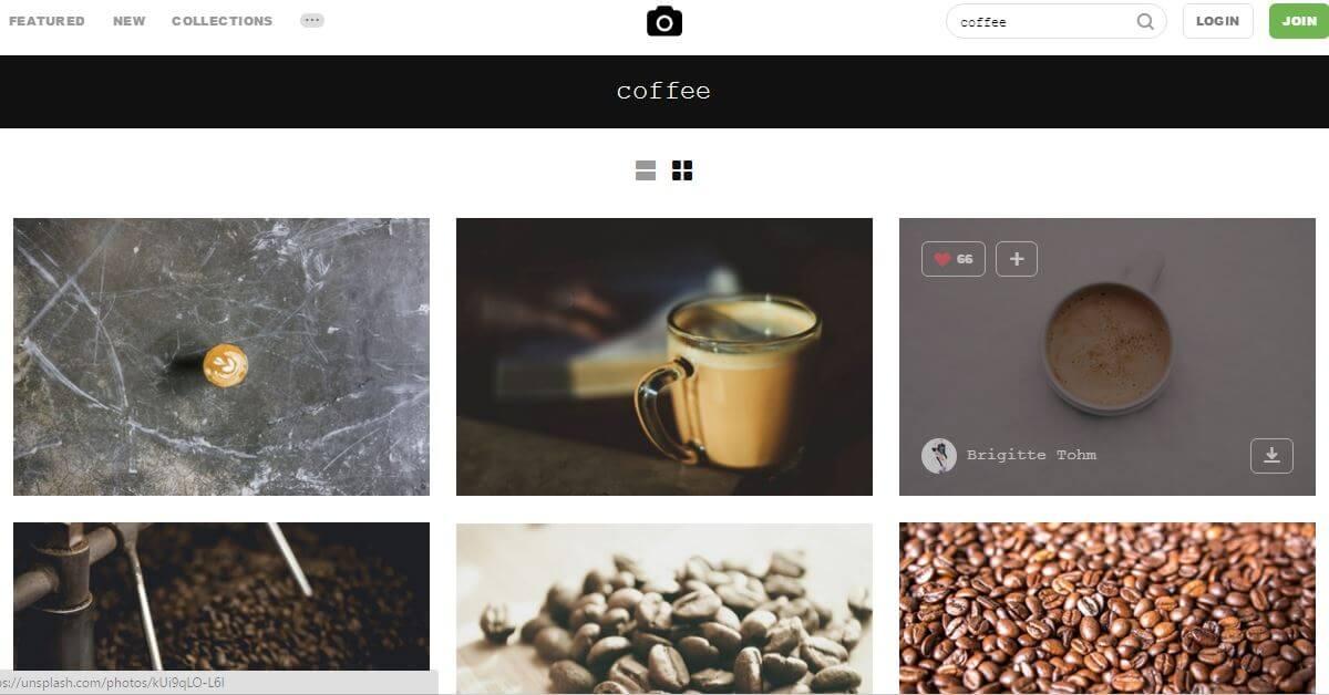 Image Percuma Untuk WordPress dari Unsplash