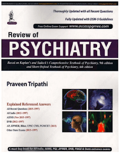 Review of Psychiatry (PGMEE) pdf free download