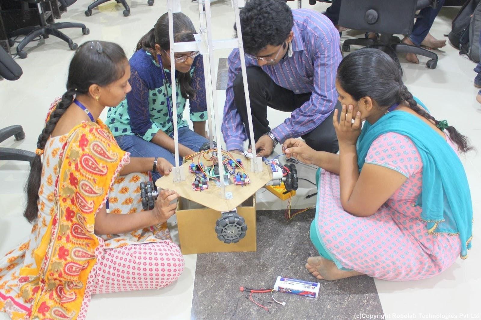 Marri Laxman Reddy Institute of Technology, Hyderabad Robolab (2).jpg