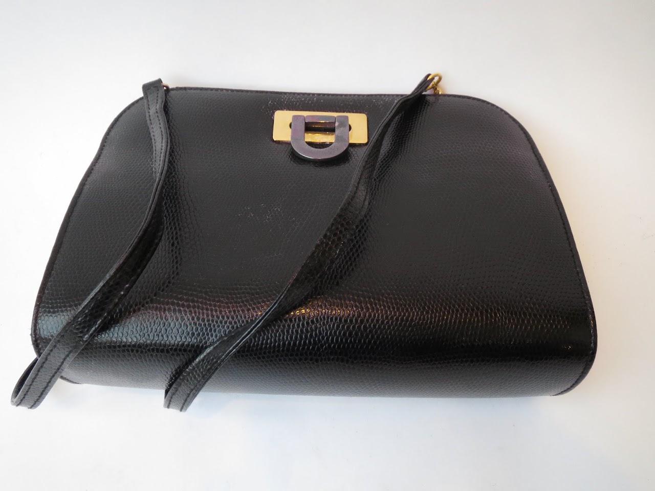 Stefano Bravo Vintage Crossbody Bag