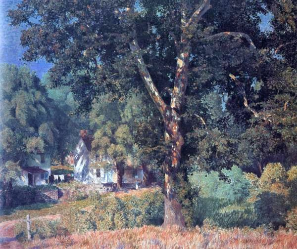 Daniel Garber - Country Neighbors