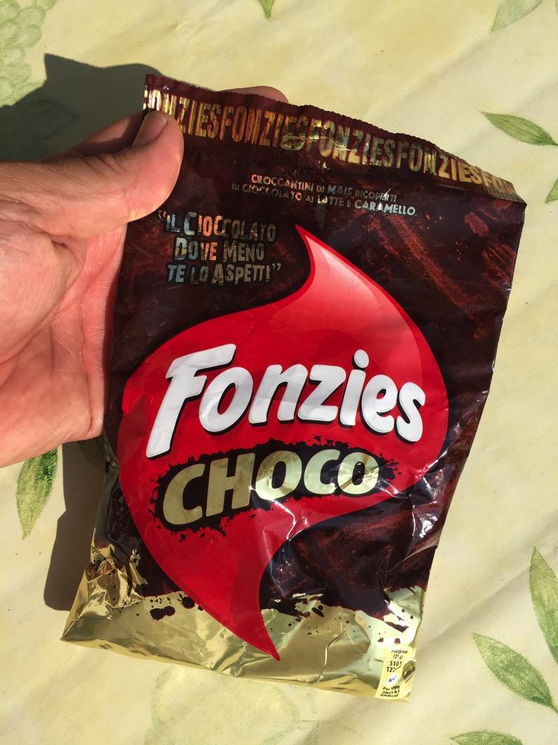 Fonzies Choco
