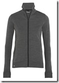 Mover merino zip jacket
