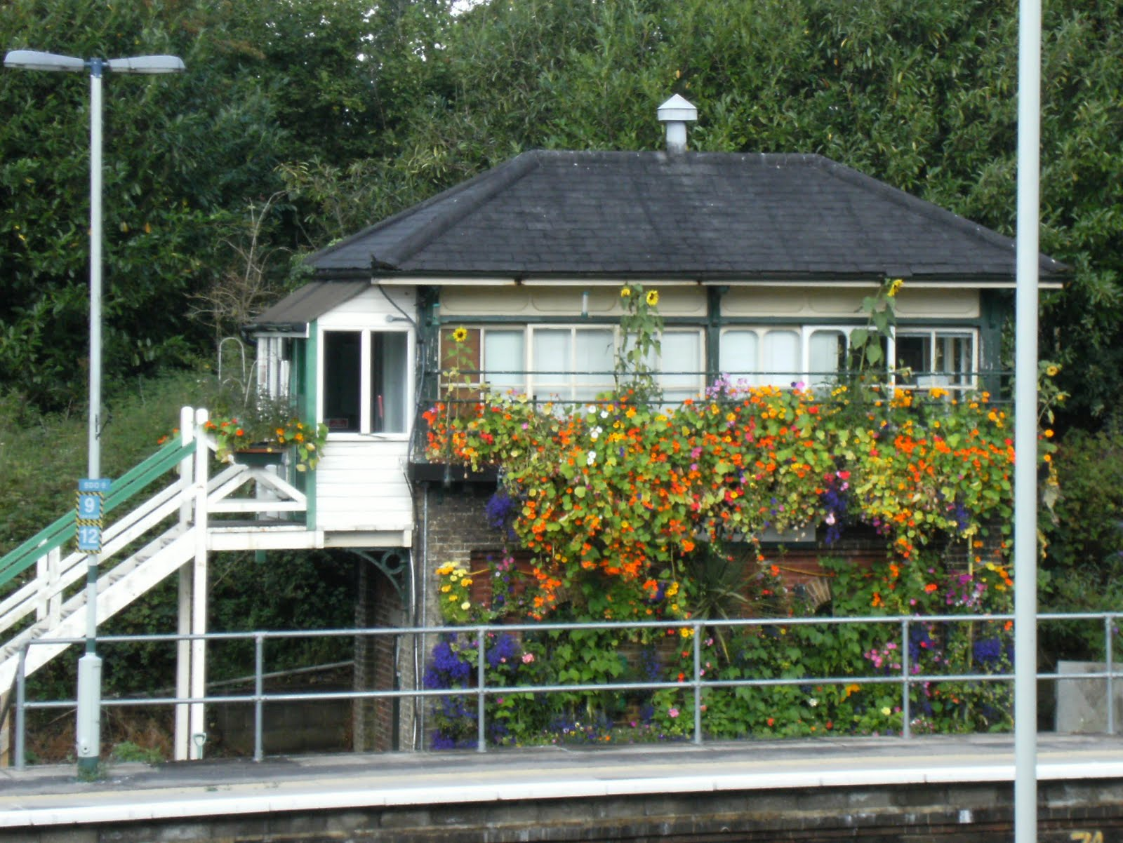 DSCF9264 Pulborough signal box