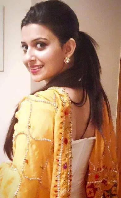 yellow punjabi suit dp