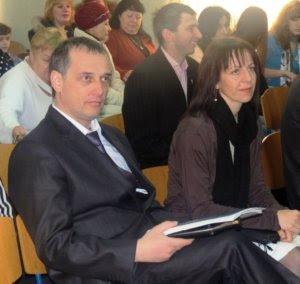 Леонид и Инга Вороненко