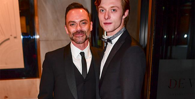 Daniel Brocklebank and Rob Mallard amazed by relationship reaction