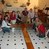Cruz de la JMJ en Cerrillo de Maracena