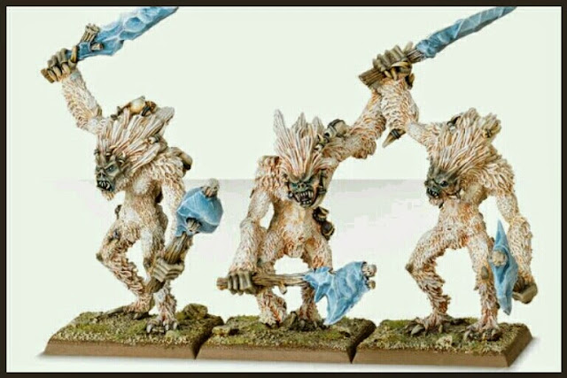 Gran Yeti de Games Workshop