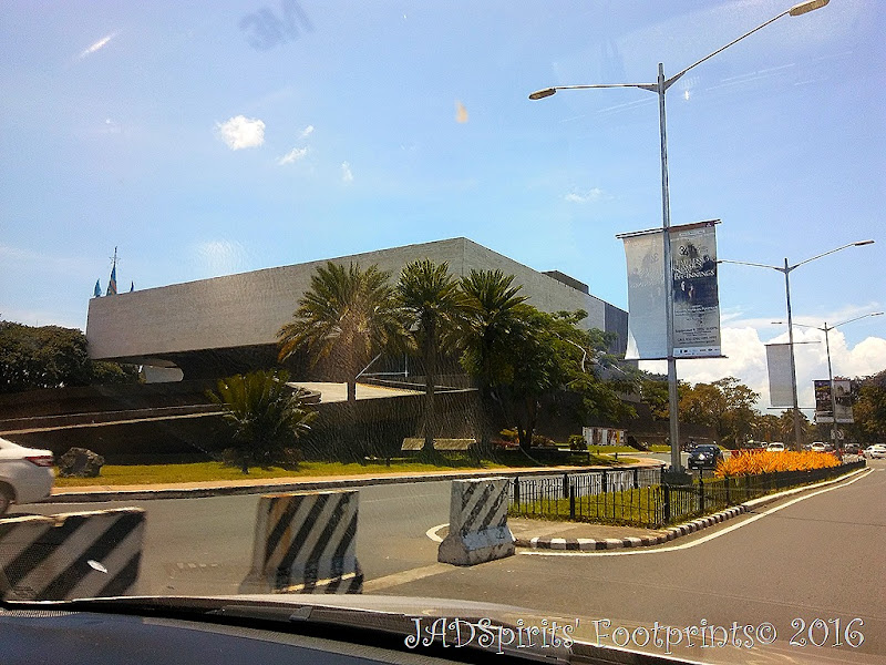 The famous Cultural Center of the Philippines established in 1966