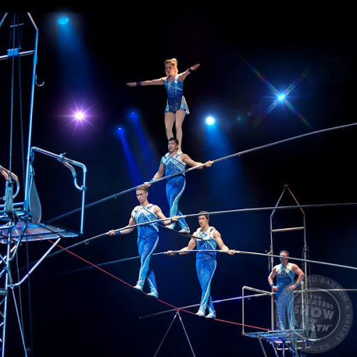 Circus 'Legends' at the Amway Center