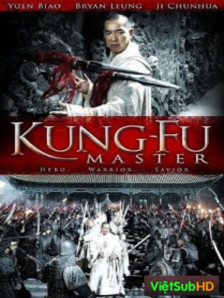 Bậc Thầy Kungfu