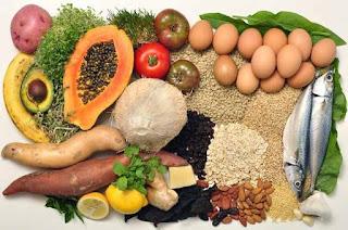 Makanan dan diet sehat tingkatkan imunitas