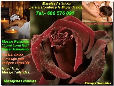 asian massage center Madrid