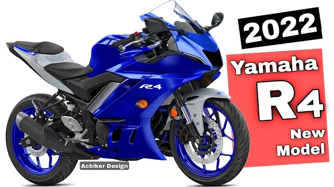 2022 Yamaha R4 - R world is calling full detailed video Render project by Acbiker