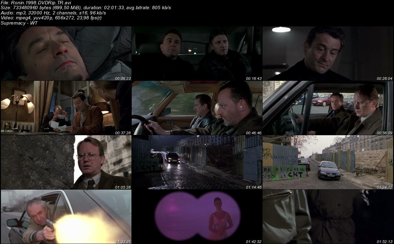 Ronin - 1998 Türkçe Dublaj DVDRip Tek Link indir