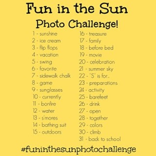 August Photo Challenge