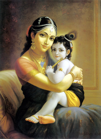 Goddess Devaki Image