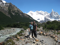 Cerro Torre - Hiking in El Chalten - Southern Patagonia